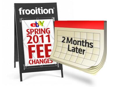 eBay-Fees 2 months on