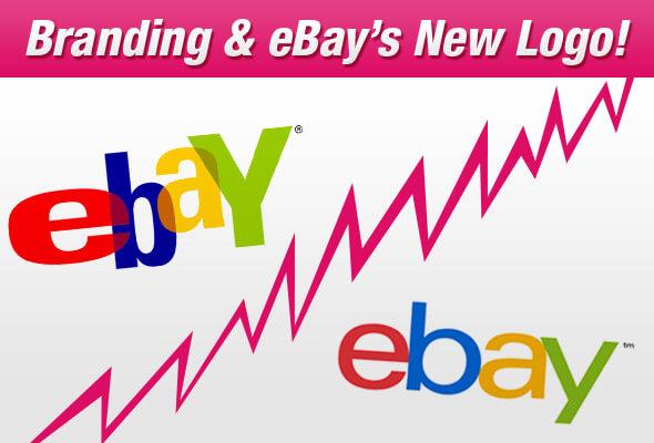 Branding and eBay's New Logo