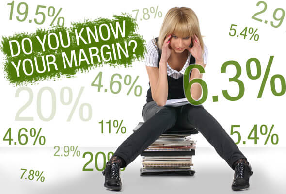 Do you know your margin?