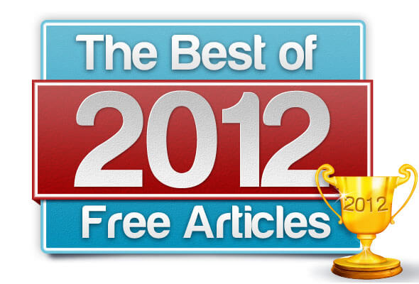 The Best of 2012 – FREE Articles