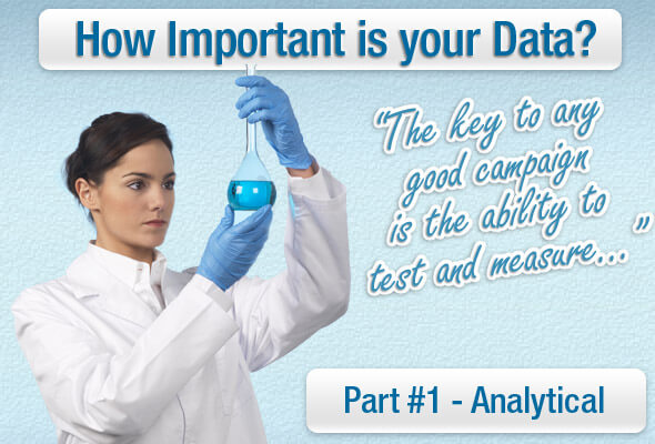 How important is your data?