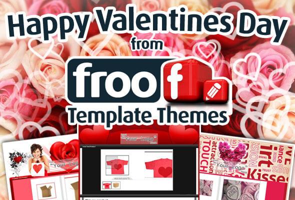 Valentines eBay Listing Themes