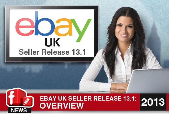 eBay Seller Release 13.1 (UK)