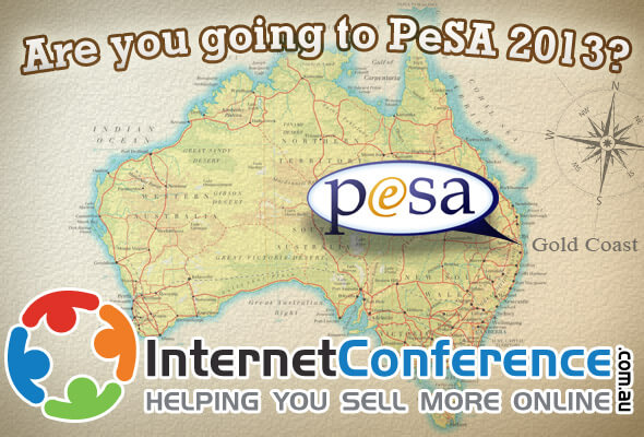 Are you going to PeSA 2013?
