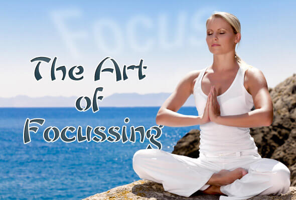 The art of focussing