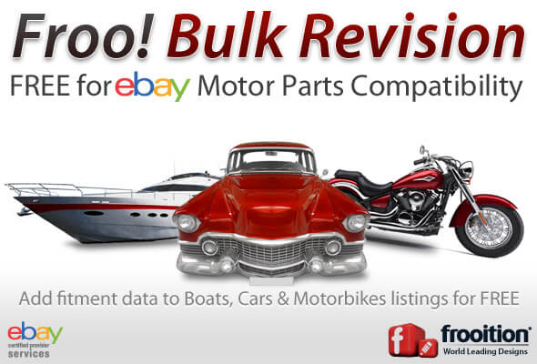VehiclepartsCompat - froo Bulk Revision