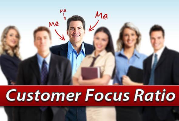 customerfocusratio