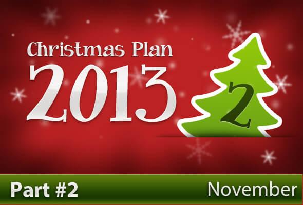 Business Christmas List 2013 – Part 2:November