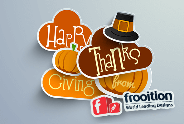 Happy Thanksgiving from Frooition.com