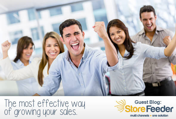 StoreFeeder - the most effective way to grow sales