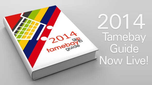 Announcing the 2014 Tamebay Guide