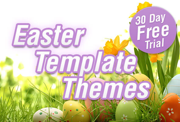 Easter Template Themes