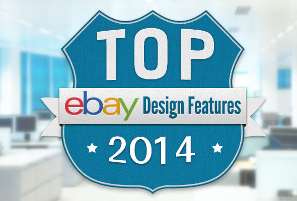Top eBay design features and trends