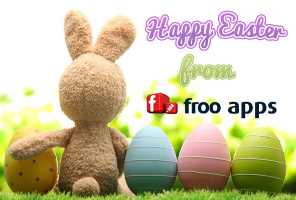 Happy Easter from Frooition and Froo Apps