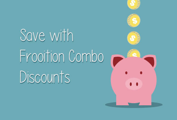 Save with Frooition Combo Discounts