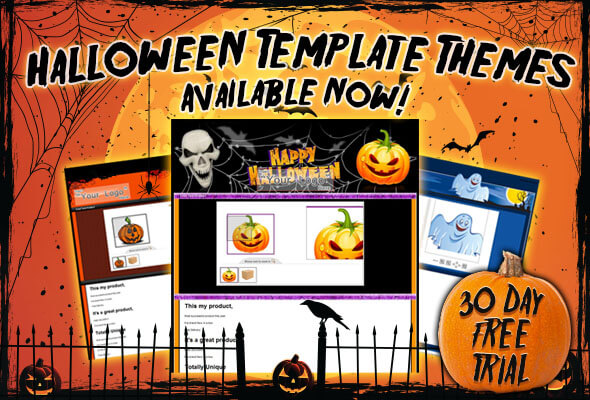 Halloween Template Themes
