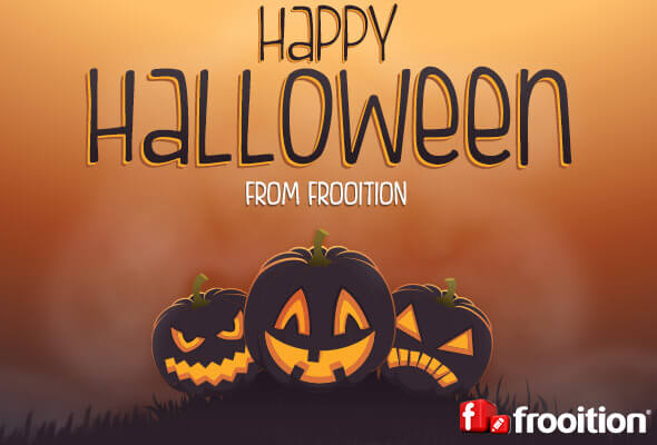 Happy Halloween from Frooition