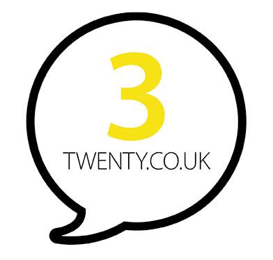 3Twenty Logo Concepts.indd