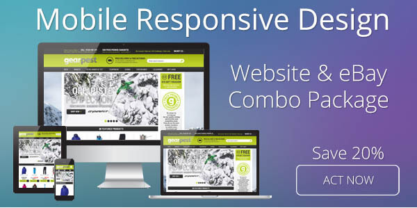 Mobile Responsive Combo