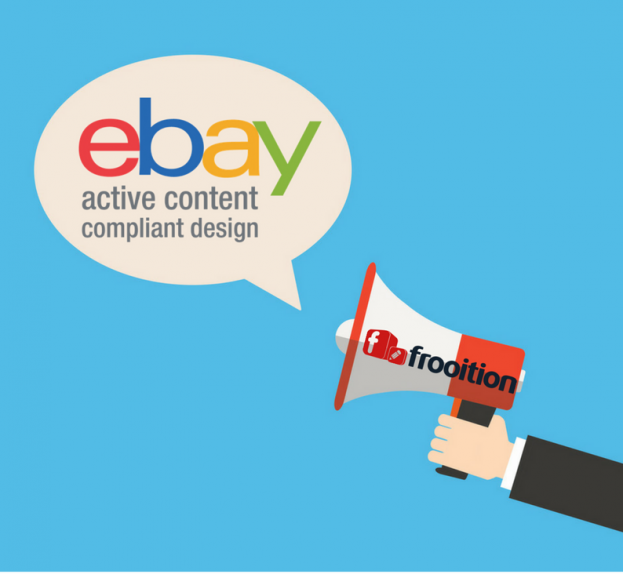 Frooition Active Content Compliant eBay design