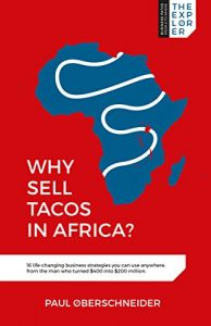 why sell tacos in africa