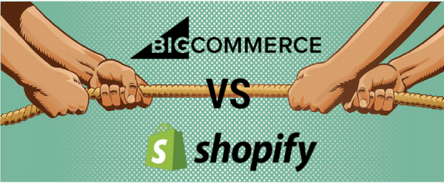 BigCommerce VS Shopify