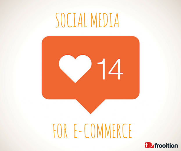 social media for e-commerce