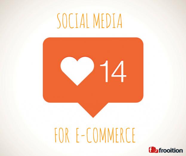 social media for e-commerce