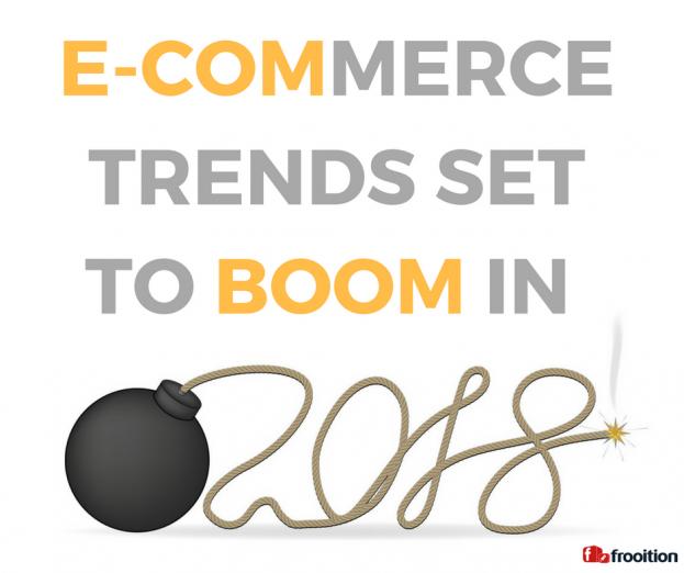 e-commerce 2018 trends