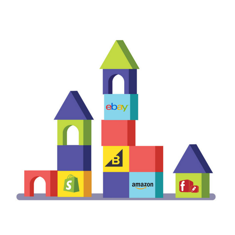 build e-commerce brand
