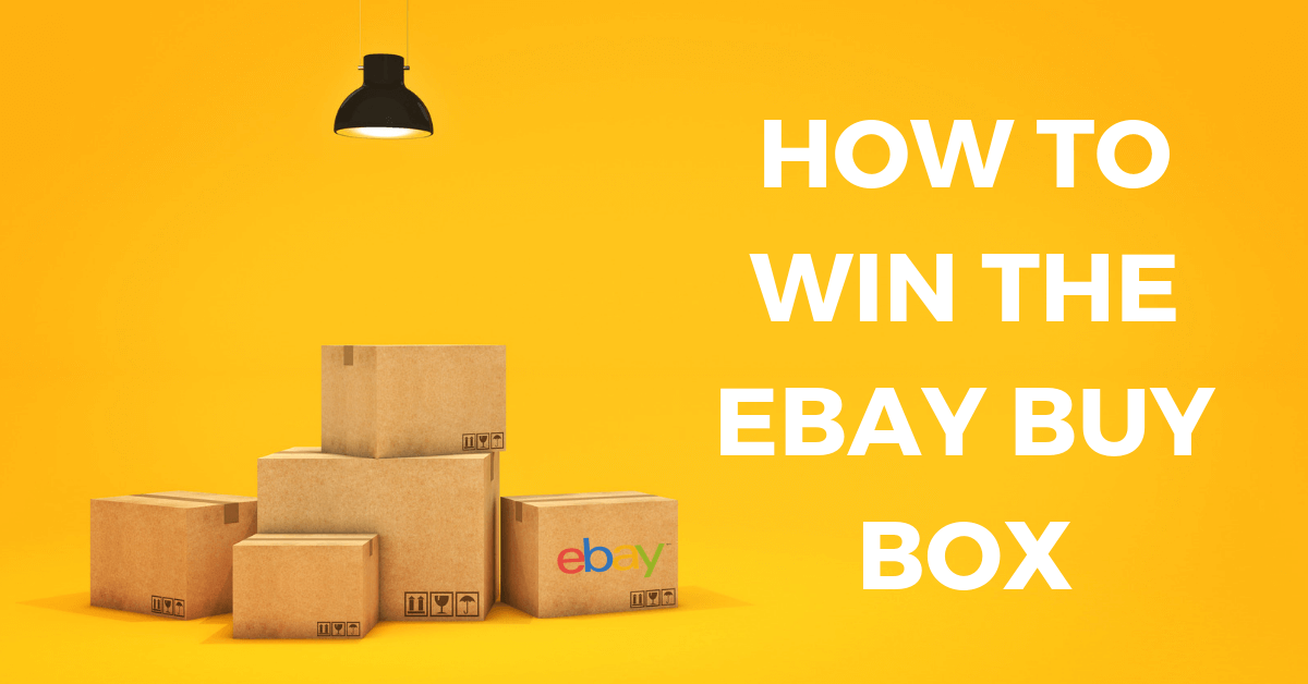 How to win the eBay buy box