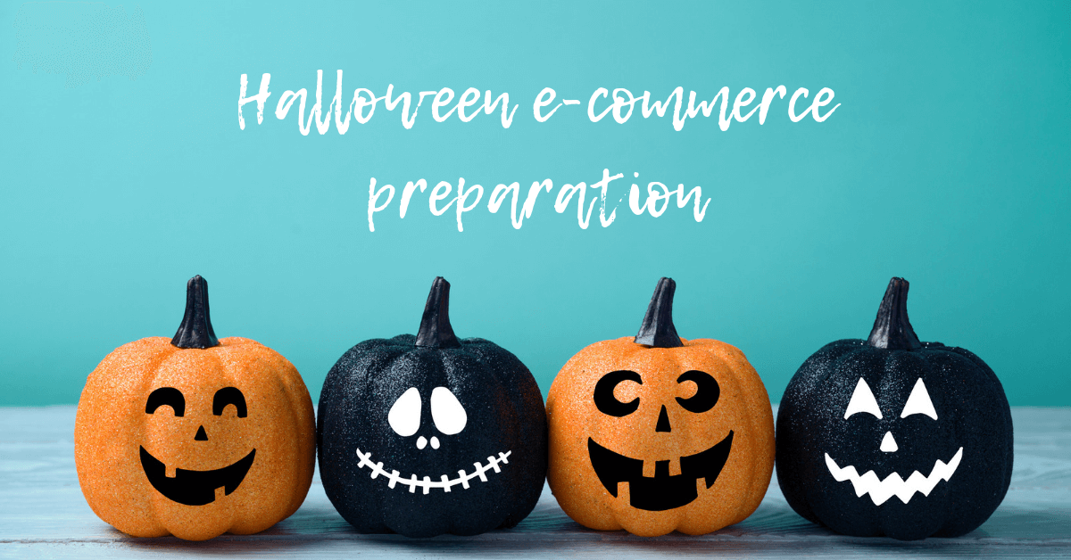 Halloween e-commerce preparation