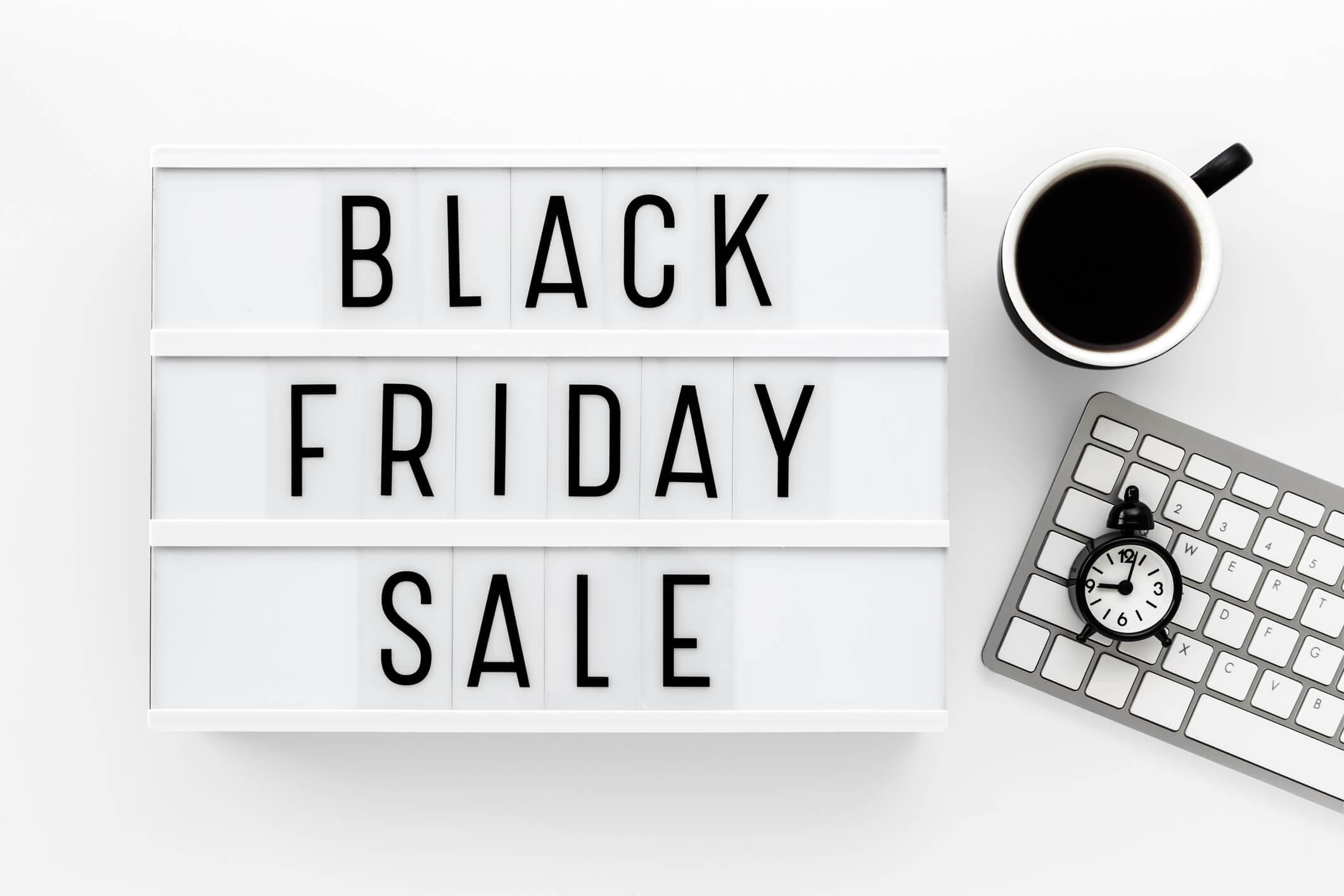 Black Friday e-commerce marketing plan
