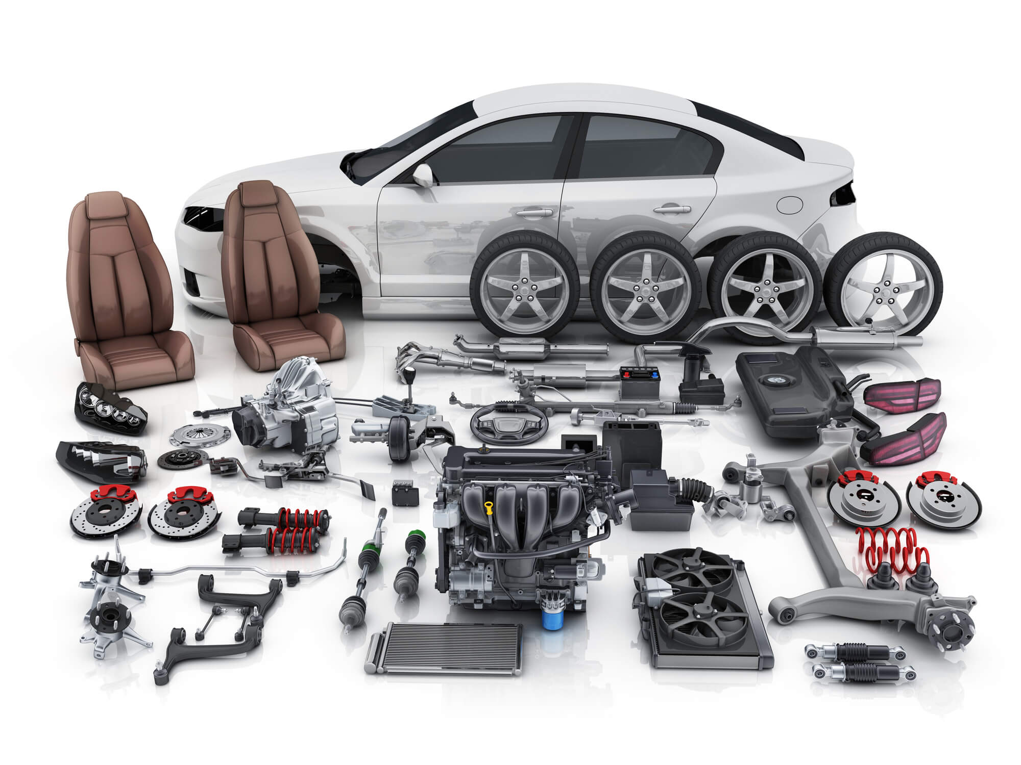 Selling Auto Parts Online Where And How To Get Started