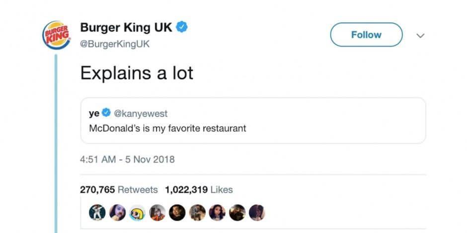 burger king social media style guide