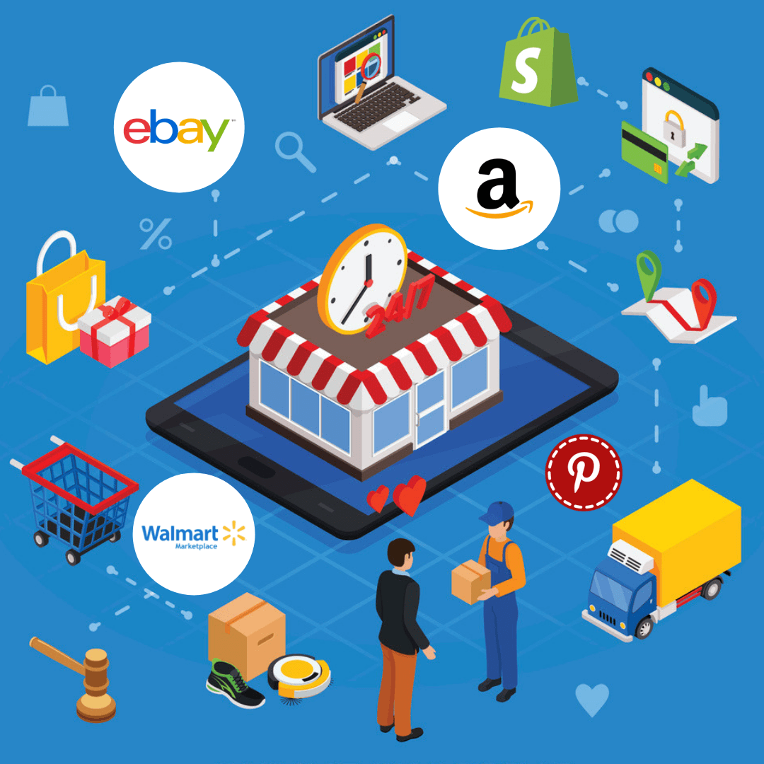 multi-channel e-commerce
