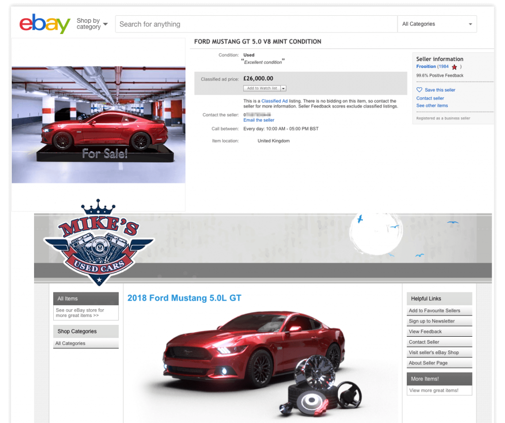 How To Make More Money Selling Car Parts On Ebay Uk Motors