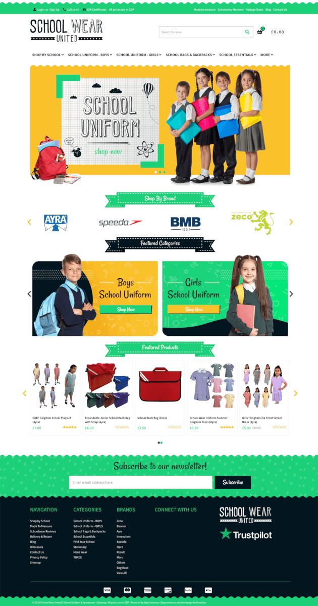 Best Ecommerce Website number 2