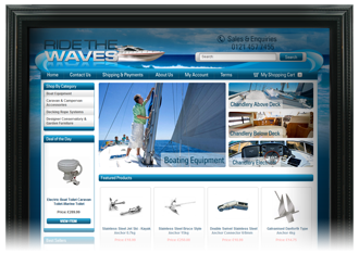 ChannelAdvisor Ecommerce Web Design