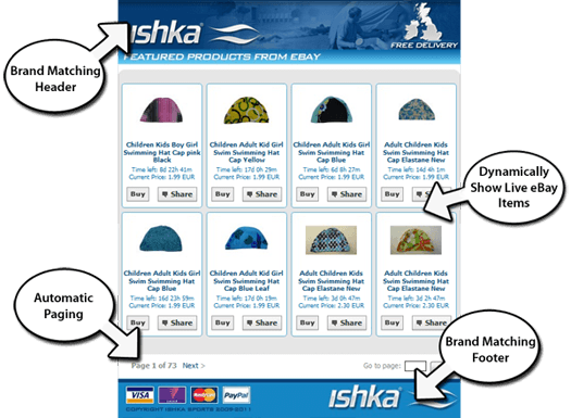 eBay Store Design | eBay Shop Design | eBay Listing Template ...
