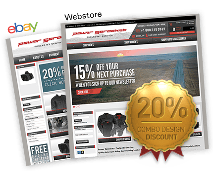 Shopify Website Design Discount