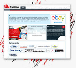 Frooition eBay Management Software